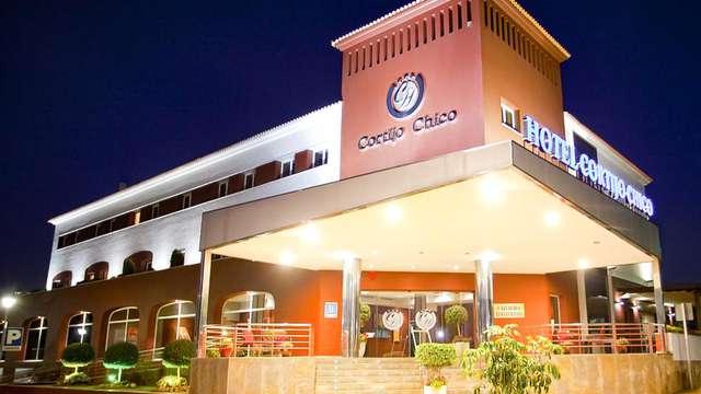 Cortijo Chico Malaga Airport