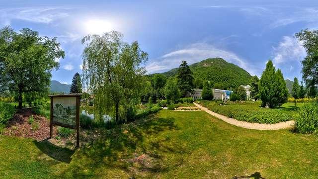 Relax y bienestar en un centro termal cerca de Valmorel