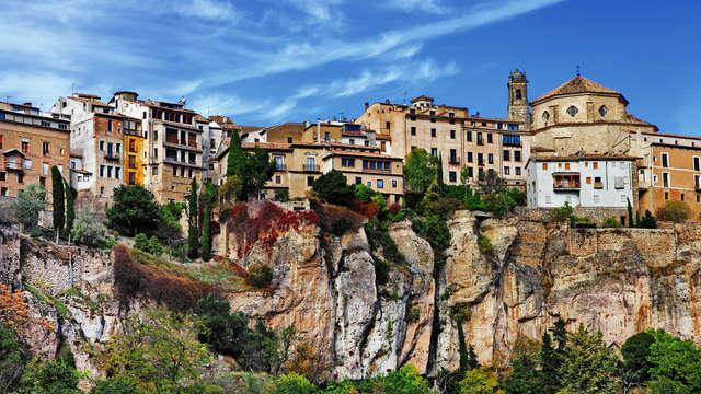 Escapada en un hotel 4* en el centro de Cuenca con desayuno incluido