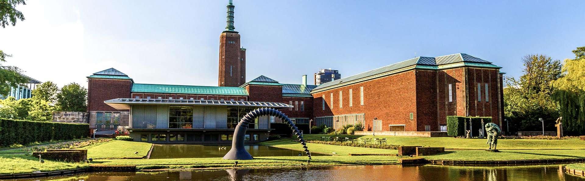 Flânez dans les ruelles historiques de Rotterdam