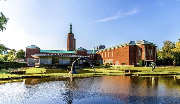 Wandel door de historische straatjes van Rotterdam