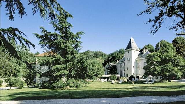Détente dans un château aux portes de Grenoble