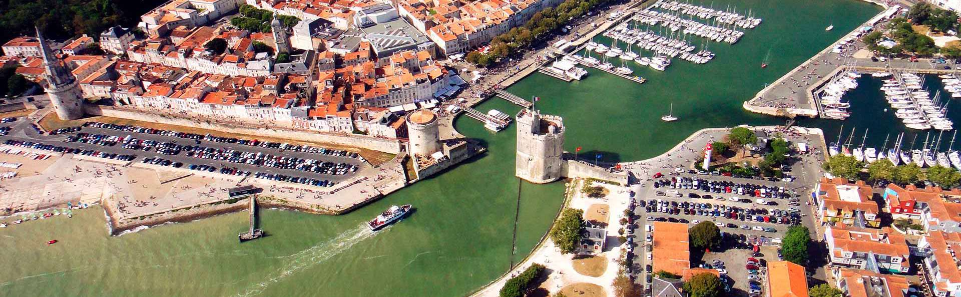 Week-end au coeur de La Rochelle