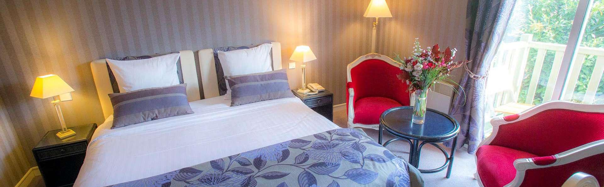 Wellness weekend in een superior kamer in Deauville