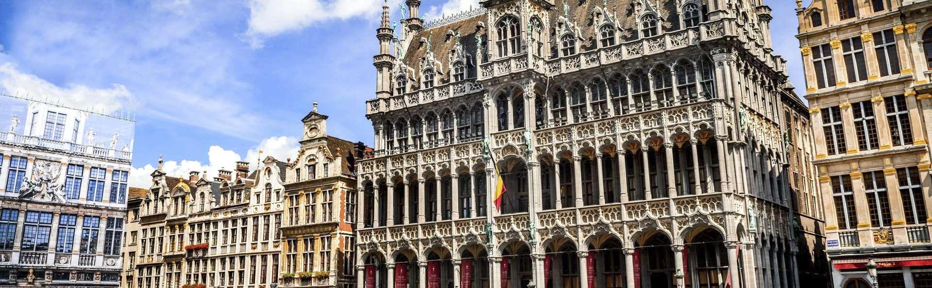 Citytip en ville rempli de culture, de confort et d'histoire dans la belle ville de Bruxelles