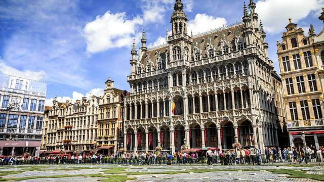Citytrip ricca di cultura, comfort e storia nella bellissima città di Bruxelles