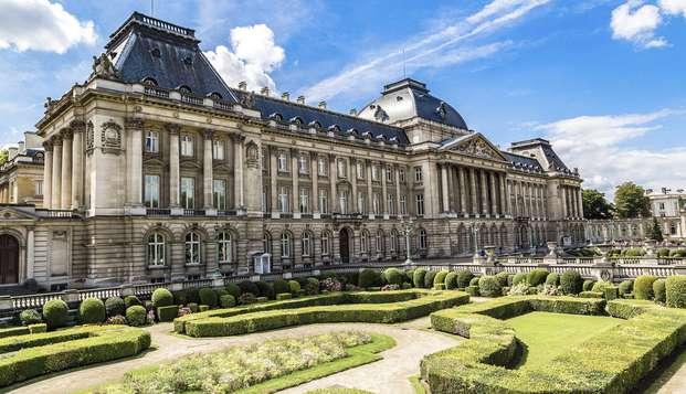Descubre el ambiente de la ciudad de Bruselas