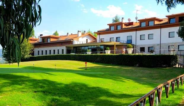 Escapada en antiguo palacete reformado cerca de Gijón