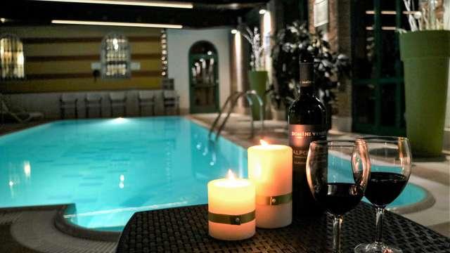 Romanticismo a las puertas de Verona: estancia en villa con acceso a SPA