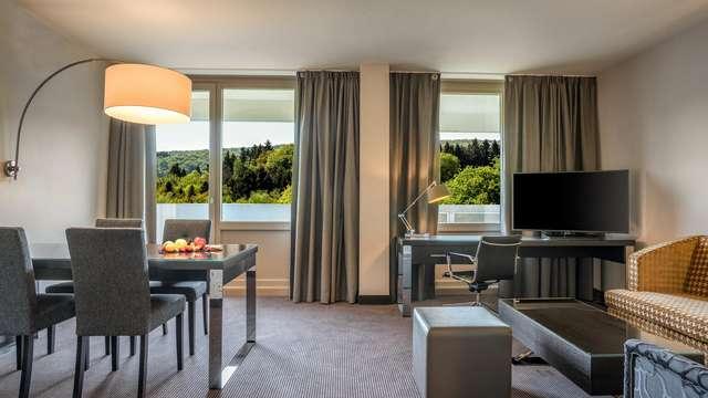 Séjour de luxe à Luxembourg-ville (àpd 2 nuits)