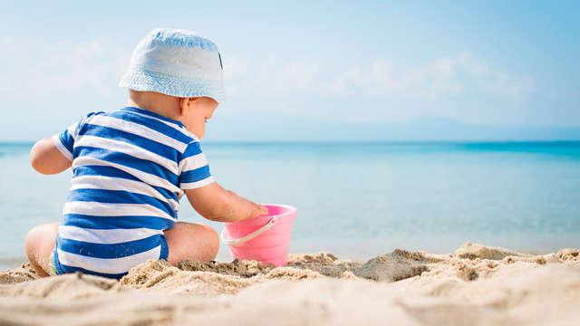 bambino gratis pernottamento e prima colazione fino ai 3 anni