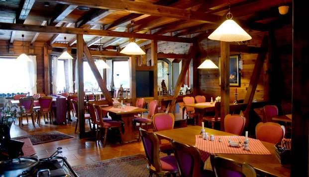 Disfruta de la tranquilidad y de una deliciosa cena en la región volcánica de Eifel (a partir de 2 noches)