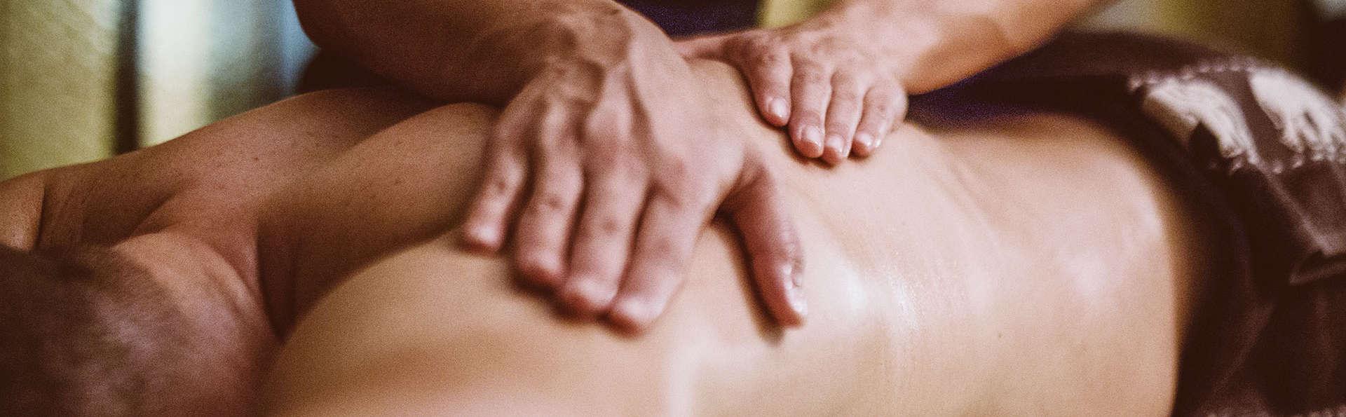 Escapada de relax a Forio d'Ischia con masaje incluido