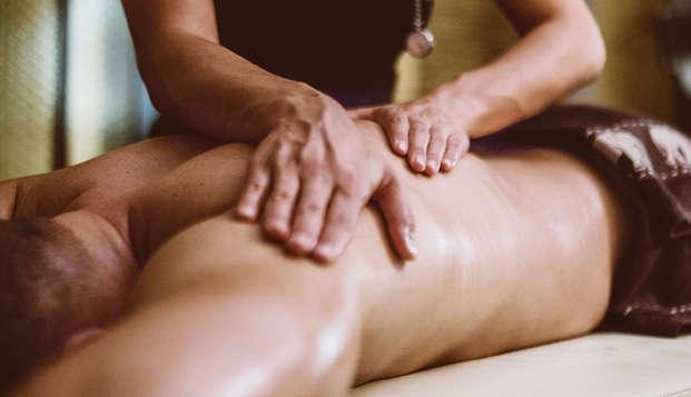 Week-end détente à Forio d'Ischia, avec massage inclus