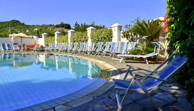 Séjour sur l'île d'Ischia, avec accès au spa