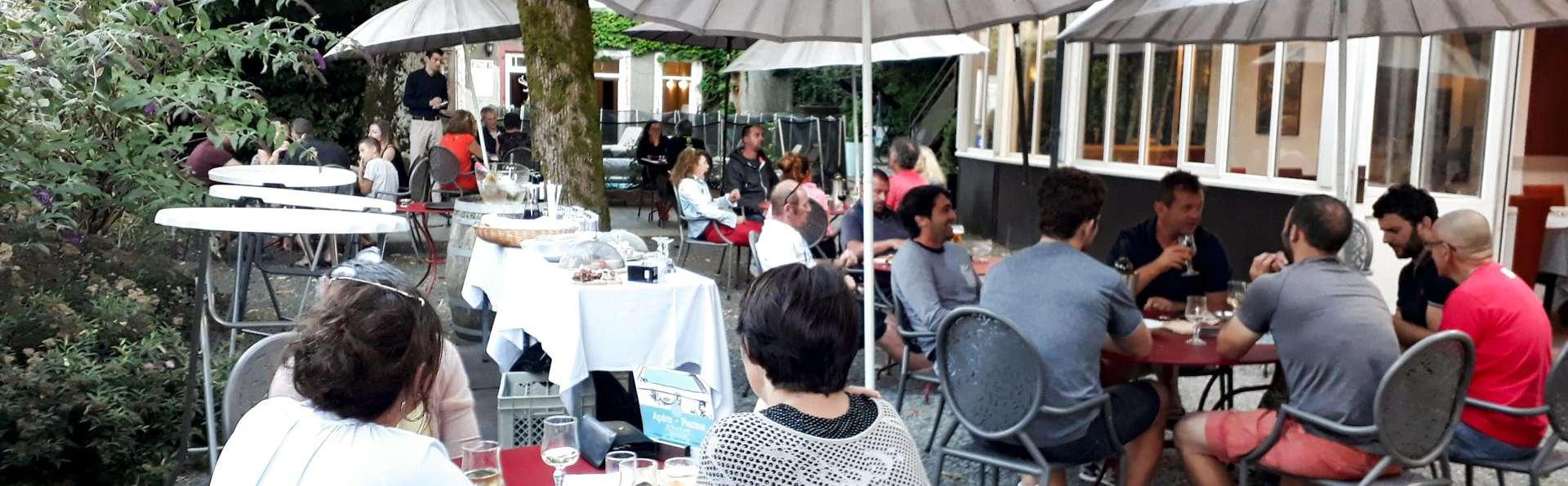 Séjour de charme avec dîner dans le Parc Naturel Régional du Haut Languedoc