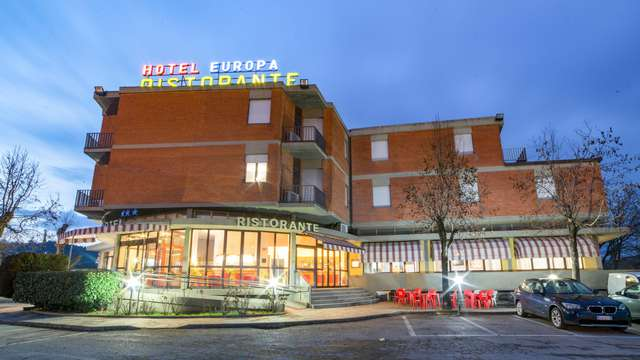 HG Hotel Europa