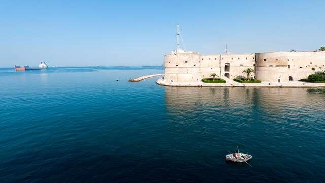 Vacaciones en un oasis de paz de 4* en Taranto, en la costa jónica del Salento
