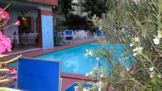 S'évader de la routine à Montecatini Terme