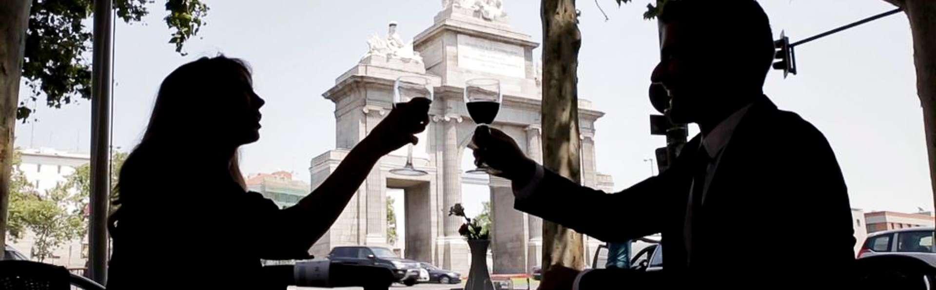 Alojamiento ideal en el corazón de Madrid