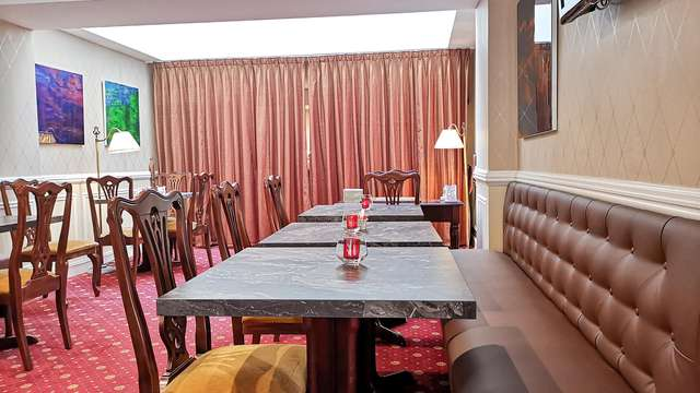 Hotel Georges VI - Biarritz - N RESTAURANT