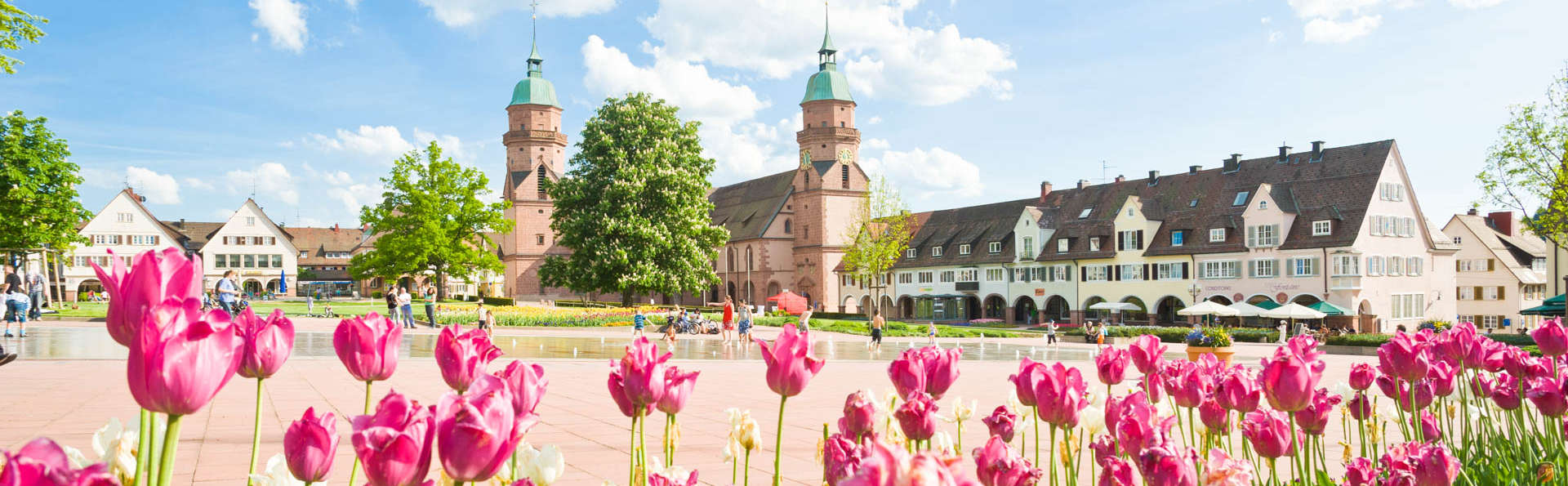 Respirez l'air frais de Freudenstadt et détendez-vous au spa