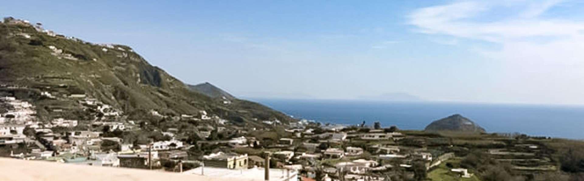 Découvrez les beautés de l'île d'Ischia pour une expérience unique avec diner