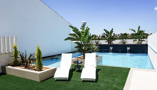 Vivez une escapade inoubliable dans ces appartements de luxe, juste à côté de Torrevieja