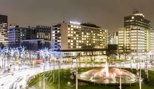 Ideaal optrekje in het hart van Rotterdam