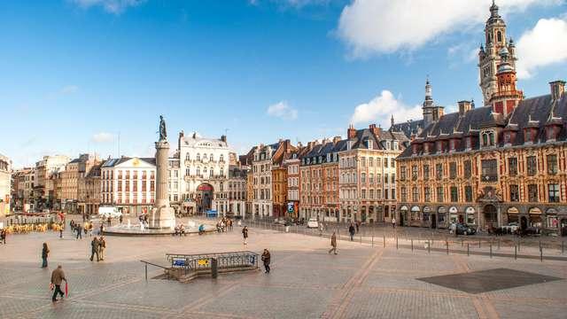 Pied-à-terre idéal aux abords de Lille