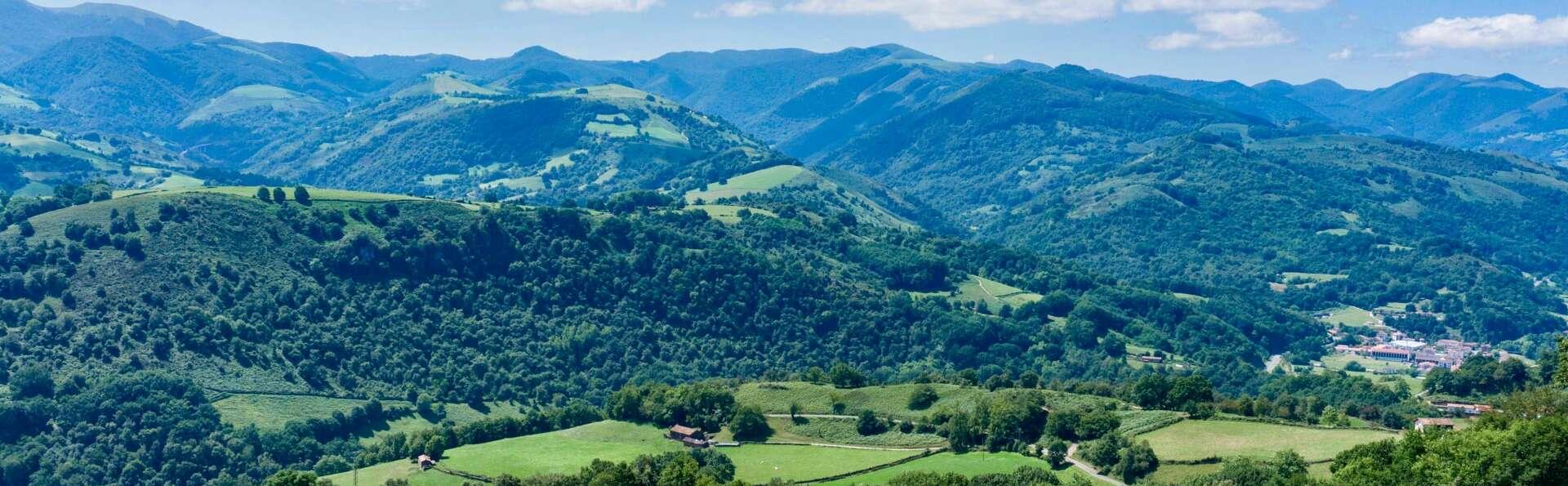 Offre exclusive: escapade romantique en pleine Vallée de Baztan (à partir de 2nuits)