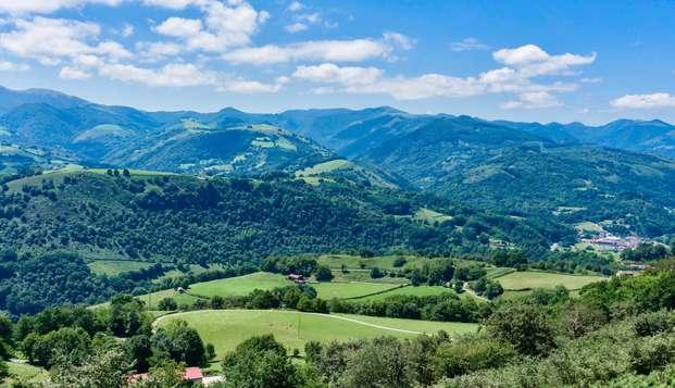 Oferta Exclusiva: Escapada romántica en pleno Valle de Baztán (desde 2 noches)