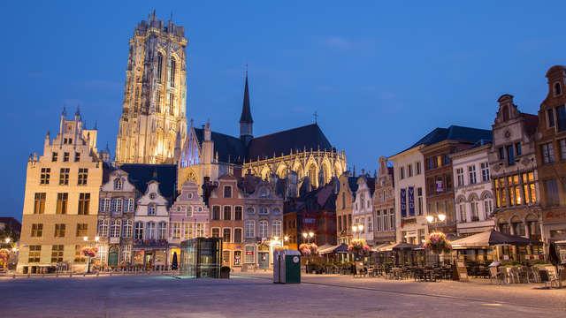 Tappa nel cuore di Mechelen