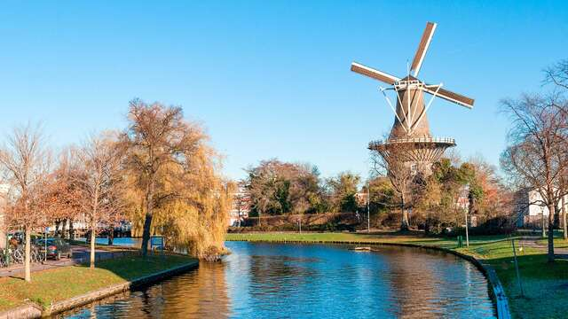 Ga op ontdekking van Leiden