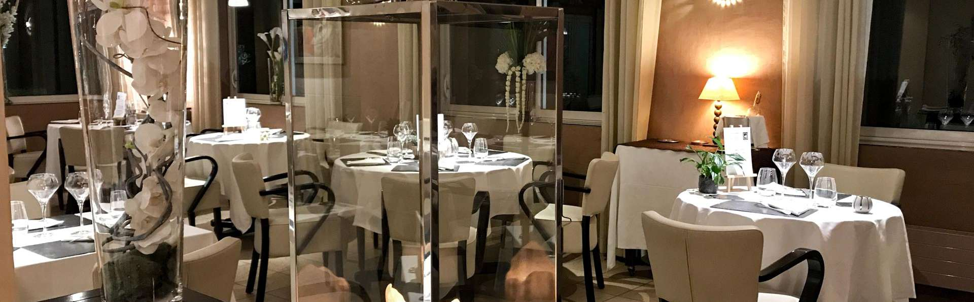 Week-end avec dîner gastronomique à côté de Bordeaux