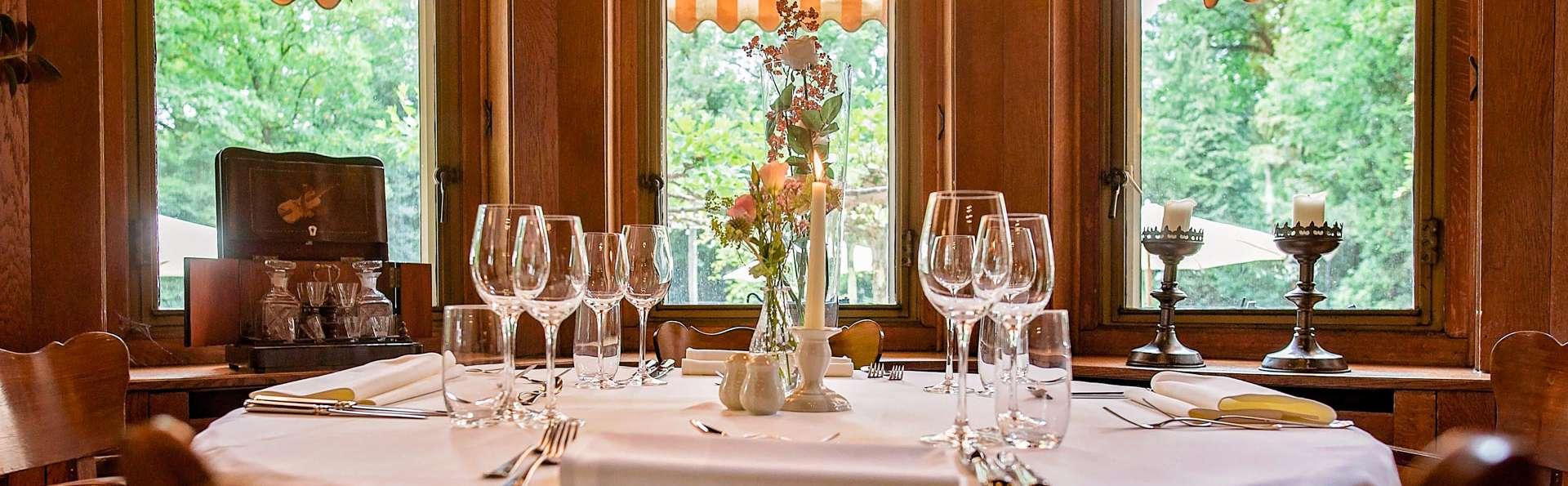 Luxe, confort et plaisir culinaire au Landgoed Huize Bergen