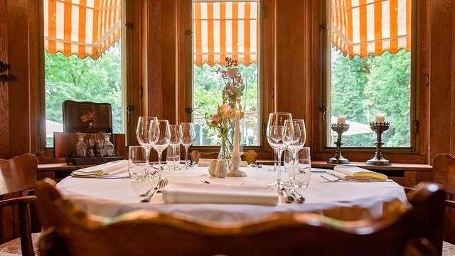 Luxe, comfort en culinair genieten op Landgoed Huize Bergen