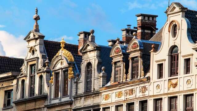 Partite alla scoperta di Bruxelles