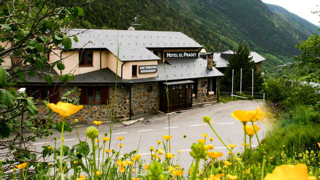Escápate en Andorra y disfruta de la naturaleza en El Pradet