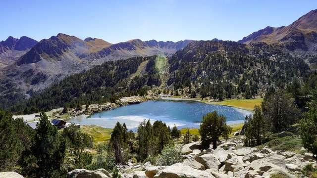 Mise au vert à El Pradet, Andorra