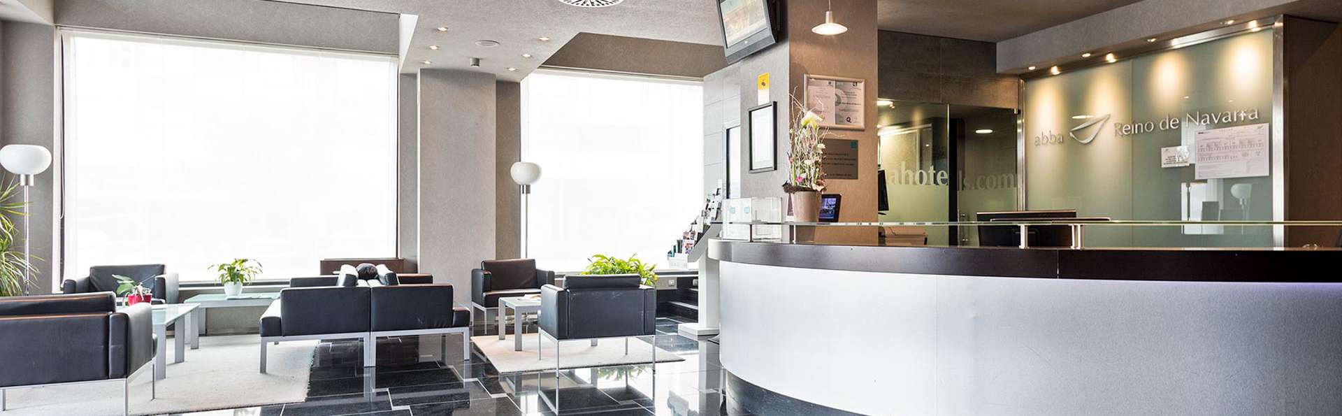 Abba Reino de Navarra Hotel - EDIT_LOBBY_01.jpg
