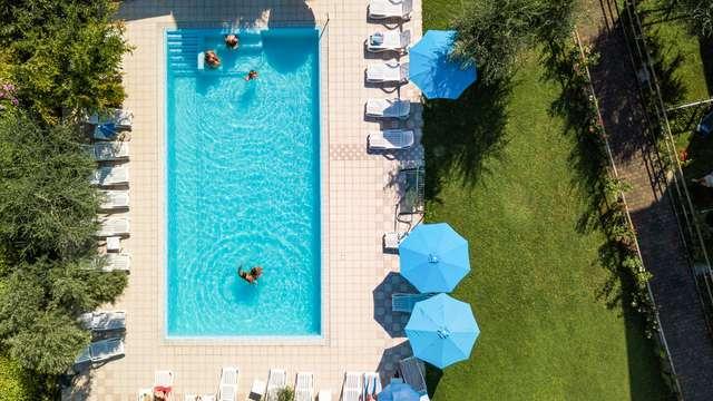 Vacanza sul Lago di Garda in camera tripla