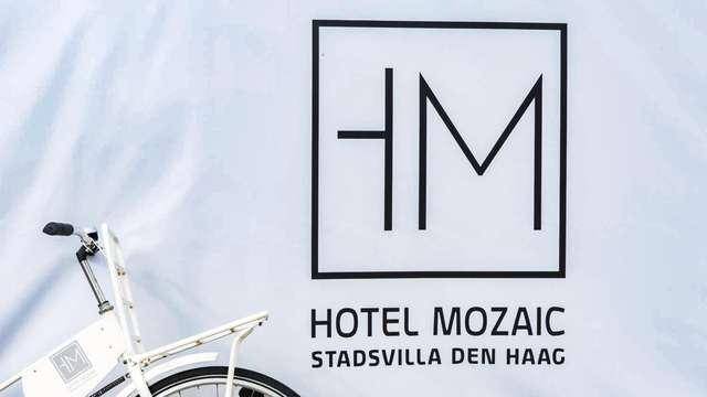 Stadsvilla Hotel Mozaic Den Haag