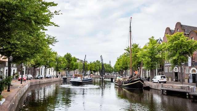 Séjour dans une suite située dans un monument national à Schiedam