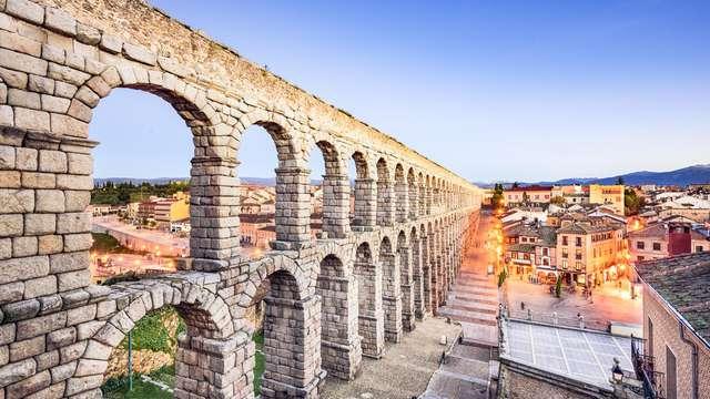 Escapada en el casco antiguo de Segovia
