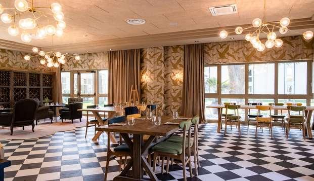 Gastronomisch en herbronnend weekend in een 4-sterrenhotel (minimaal 2 nachten)