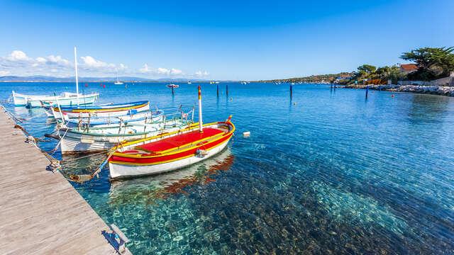 Respirez l'air iodé de la mer aux portes de Fréjus