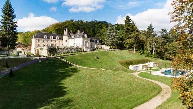 Charme absolu dans un château près de Tours
