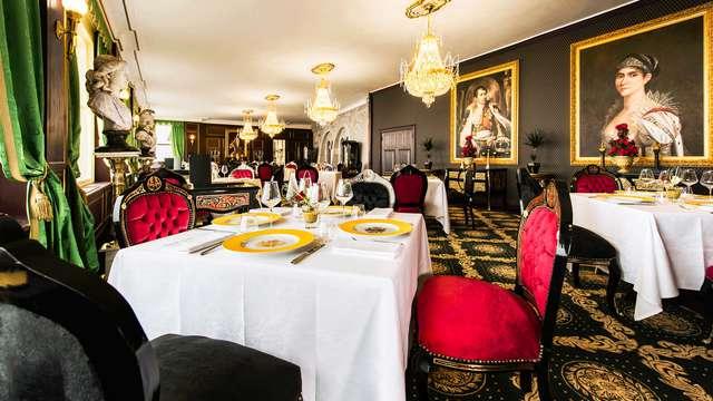Séjour avec dîner dans un Château cosy et élégant