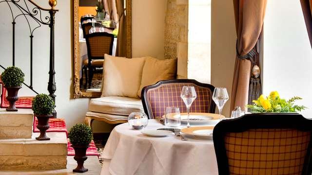 Séjour gourmand en chambre deluxe près de Niort